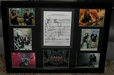 ACDC Black Ice L/E Tribute (Fully signed)