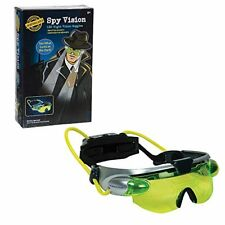Funtime Gifts EG7975 Spy Night Vision Googles with High Power LED Lights, Fluore