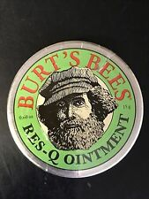 "Burt's Bees Res-Q Ointment ""Outdoor"" Naturally Soothing 0.60 oz / 15g"