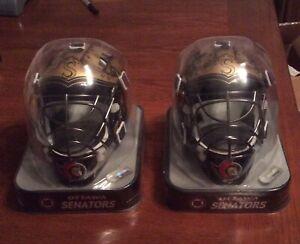 Ottawa Senators Mini Goalie Helmet (2)