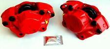 Ford Capri 2.8 NUEVO Ventilados Pinzas de freno Tipo 16 Rojo