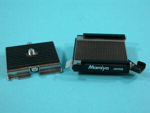 Mamiya RB67 Quick Release Tripod Base