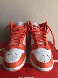 Size 8.5 - Nike Dunk High SP Syracuse 2021 NDS 9/10 100% Authentic
