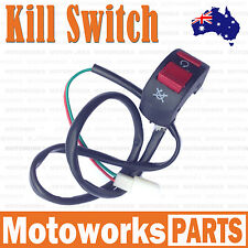 Kill Switch 49cc 70cc 90cc 110cc 125cc 150cc PIT Quad Dirt Bike ATV Buggy Gokart