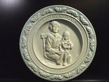 HAEGER POTTERY 1979 MOTHERS DAY PLATE American Diabetes Assoc.