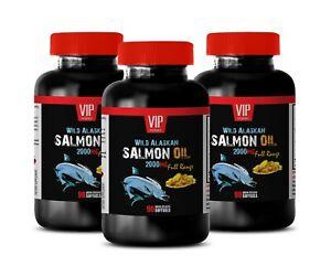 omega-3 supplement - ALASKAN SALMON OIL 2000 - blood pressure 3B 270
