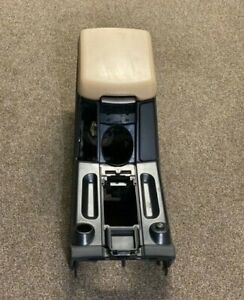 GENUINE USED LAND ROVER L322 CENTRE CONSOLE ARM REST
