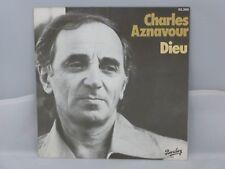 Charles Aznavour – Dieu                            Barclay – 62.368
