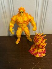 Toy Biz Incredible Hulk Smash n' Crash Zzzax Figure with energy trap