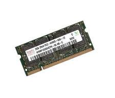 2GB HYNIX DDR2 SO DIMM 800 Mhz RAM HYMP125S64CP8-S6 AB Notebook Speicher