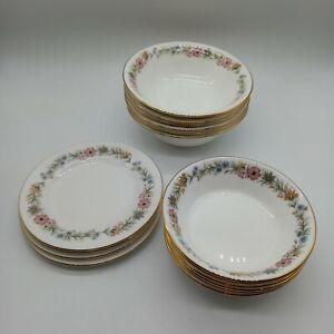 Royal Albert Paragon Belinda Bone China Bowls and Plates (#H1/12)