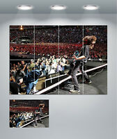 Foo Fighters Dave Grohl Giant Wall Art poster Print