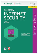Antivirus- & Sicherheits-Softwares Kaspersky DVD