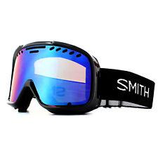 Smith Ski Goggles Project M006829PC99C5 Black Green Sol-X Mirror