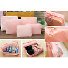 5 In 1 Clothes Storage Bags Packing Cube Travel Luggage Organizer Bag