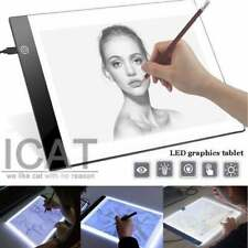 Digital A4 LED Graphic Artist Drawing Tablet Display Panel Luminous Stencil
