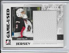 07-08 Heroes and Prospects Jonas Hiller Jersey # GUJ-64