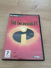 Disney PIXAR The Incredibles PC Game + Free UK Delivery
