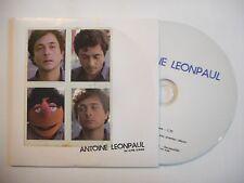 ANTOINE LEONPAUL : UN AUTRE HOMME [ CD SINGLE PORT GRATUIT ]