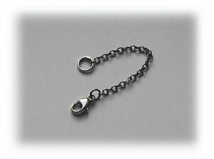925 Sterling Silver Safety Chain for Trollbead Troll Bead Bracelet FREE POST