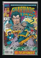 C129  Guardians of the Galaxy #38  (1990 series)  Marvel comics  VF+/NM