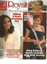 ROYALTY MONTHLY MAGAZINE YOUR MIRROR ON THE WORLD'S ROYALS OCTOBER 2017.