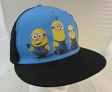 Despicable Me 2 minions  cap hat  adjustable