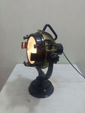 NAUTICAL Classical Antique Brass Table Lamp Industrial Nautical Marine Lamp