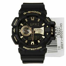 *NEW* CASIO MENS G SHOCK GOLD WATCH OVERSIZE XL GA-400GB-1A9  RRP£169