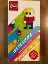 Lego Life of George LEGO Bricks For iPhone 144 Pcs (complete)