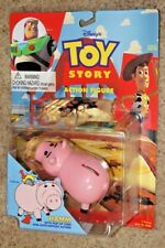 1996 Vintage Disney Toy Story Hamm Pop Up Coin Action Figure 90s ThinkWay NEW
