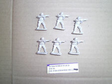 20mm Falcon Miniatures WWII US Paratroopers Firing