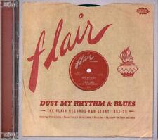 """DUST MY RHYTHM & BLUES  """"THE FLAIR RECORDS R&B STORY 1953-55""""  CD"""