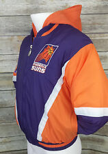 Phoenix Suns Mighty Mac Jump Ball Club Vintage Hooded Zip Up Jacket Size Youth M