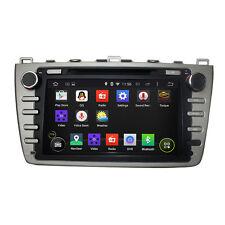 """8"""" New Android Car Radio GPS Headunit Navigation Stereo for MAZDA 6 2008 - 2012"""