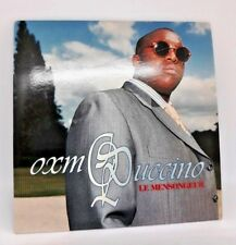 oxmo puccino le Mensongeur 2 titres CD  d'occasion