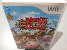 Marble Saga Kororinpa Nintendo Wii Complete Wii U Fit Balance Board Compatible