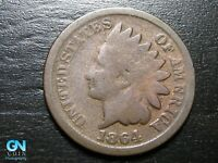 1864 Indian Head Cent Penny  --  MAKE US AN OFFER!  #B4521