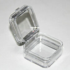 TOP 30pcs Membrane Plastic Box Transparent Tooth box 2 Inch to storage crown