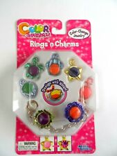 Color Splasherz Ring and Charms by Color Splasherz