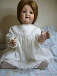 """Antique  Doll  """"Rosie """" Made in Germany ."""