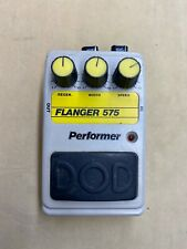 DOD Performer Flanger 575 Vintage Guitar Effects Pedal - Rare  - Must See!