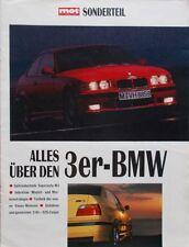 BMW 3er E30 E36 mot Sonderteil 12/92 Alles über den 3er BMW E30/E36