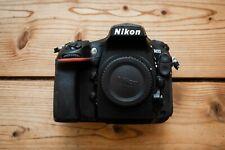 Nikon D810 36.3MP Full-Frame DSLR – Body only