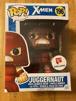 X-Men Funko POP! Marvel Juggernaut Exclusive Vinyl Bobble Head #196