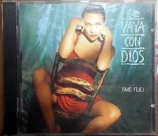 VAYA CON DIOS TIME FLIES FOREVER BLUE SO LONG AGO CD RARO 1992