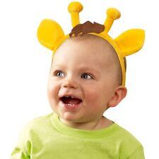 Yellow GIRAFFE EARS Headband Headpiece Child Animal Accessory One Size Boy Girl