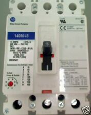 A-B 140M-I8 Circuit Breaker 15 AMP 140M18PC15SM (A) New