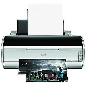 Epson Stylus Photo R2400 Digital Photo Inkjet Printer