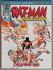 RAT - MAN Collection 6 ratman L'IRA DI COVER-MAN dicitura cult comics sul retro